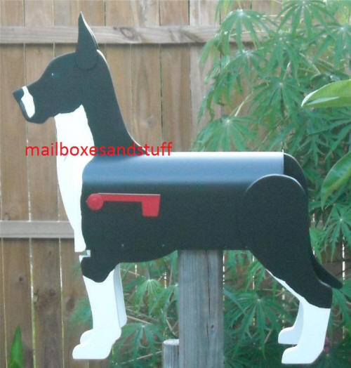Great Dane Mailbox
