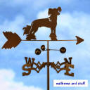 Chinese Crested Weathervane