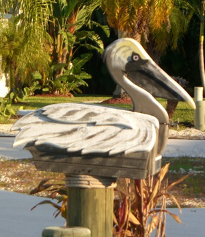 Pelican mailbox, mailboxes and stuff
