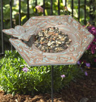 Butterfly Garden Bird Feeder
