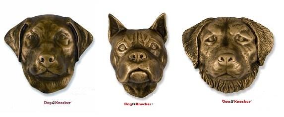 Dog Head Door Knockers . Bronze Door Knockers Dog Breeds. Dog Head Brass  Door Knockers
