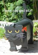 Bombay Cat Mailbox