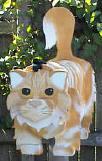 Persian Cat Mailbox